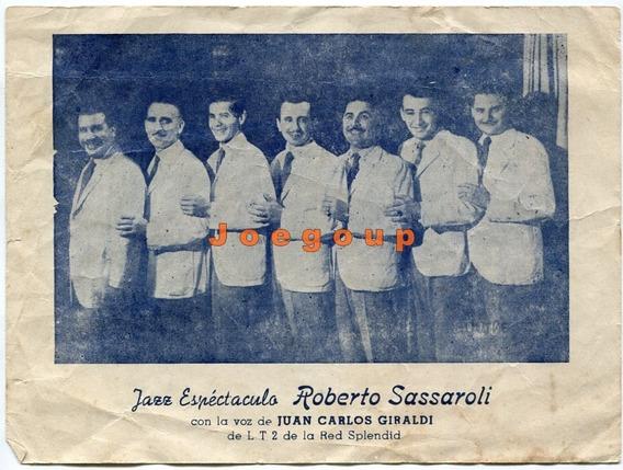 Foto Artista Jazz Sassaroli Tintoreria Fray L. Beltran S Fe