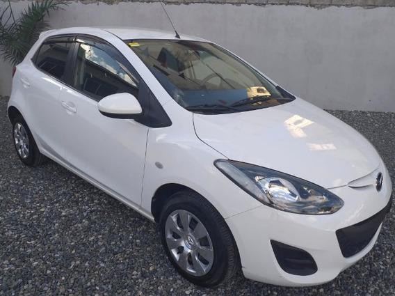 Mazda Demio 2014 Blanco