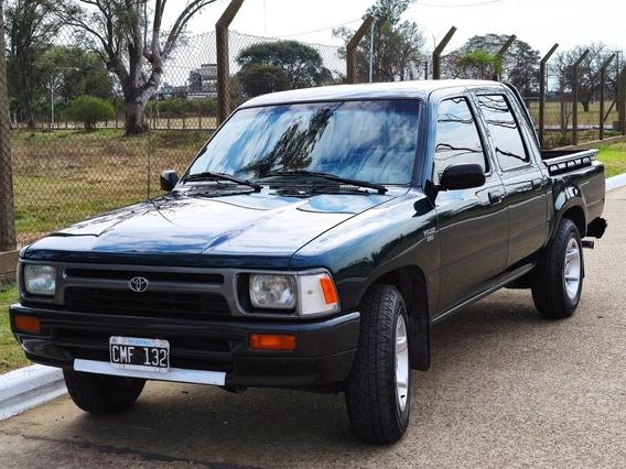 Toyota Hilux 1998 2.8 D/cab 4x2 D Dlx