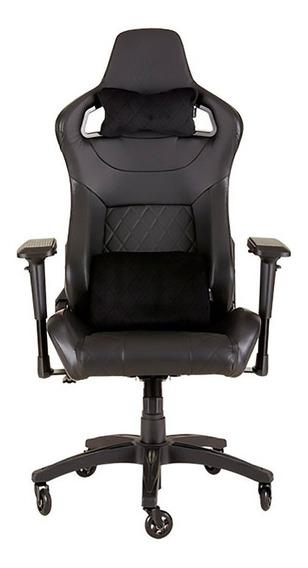 Cadeira Gamer Corsair Até 120kg Cf-9010011-ww Preta