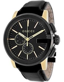 Reloj Gucci Para Hombre Ya101203 G-chrono Con Cronógrafo Y
