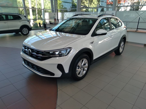 Volkswagen New Nivus 0km Cuotas Fijas + Tu Usado Tasa 0% G-