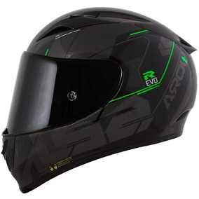 Capacete Ls2 Ff323 Arrow R Techno Preto Cinza Tricomposto