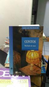 Livro Contos Machado De Assis - (121)