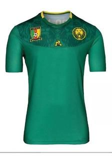 Camisa Seleção Camarões 2019 / 2020