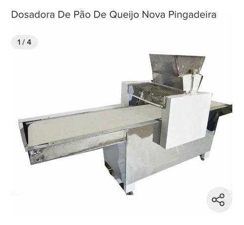 Vendo Dosadora De Pão De Queijo Nunca Usada