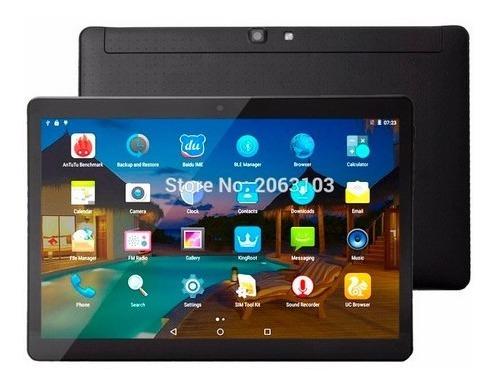 Tablet De 10 Dual Sim Android