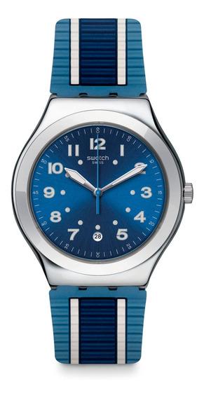 Relógio Swatch Bluora Unissex Yws436