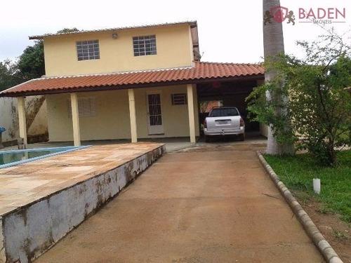Chacara Residencial Em Campinas - Sp, Recanto Dos Dourados - Ch00046