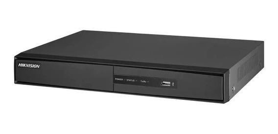 Dvr Hikvision 8 Canais 1080p Pentaflex Ds-7208hghi F1 Lite