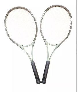 Par De Raquetes De Tênis Olymport Sport