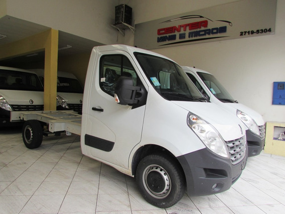 Renault Master Chassi 0km
