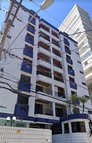 Apartamento Com 3 Dormitórios À Venda, 117 M² Por R$ 408.000,00 - Boqueirão - Praia Grande/sp - Ap9368