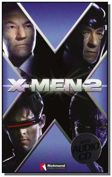 X-men 2 Com Audio Cd