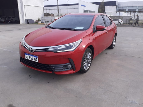 Toyota Corolla 1.8 Xei Cvt Año 2019 - Usado
