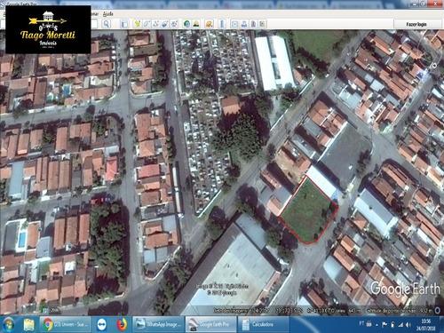 Areá Residencial E Comercial  A Venda Próximo Ao Centro De Boituva Sp - Ar00010 - 32738059