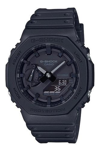 Imagen 1 de 4 de Reloj Casio G-shock Ga-2100-1a1 Casio Shop Oficial