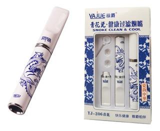Boquilla O Pipa C/ Filtro, Para Fumar Cigarro / 020209
