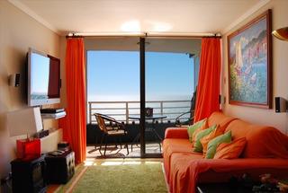 Departamento En Reñaca - Espectacular Vista Al Mar