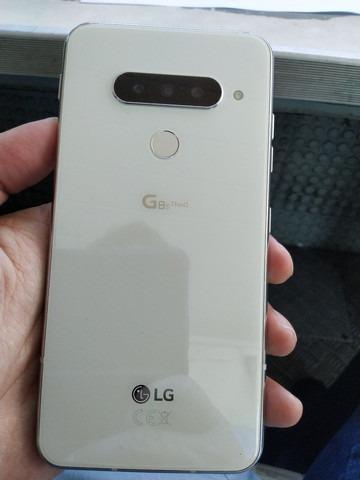 LG G8s Thinq Com Nf E Garantia