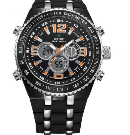 Relógio Masculino Esportivo Barato Wr Original Promoção