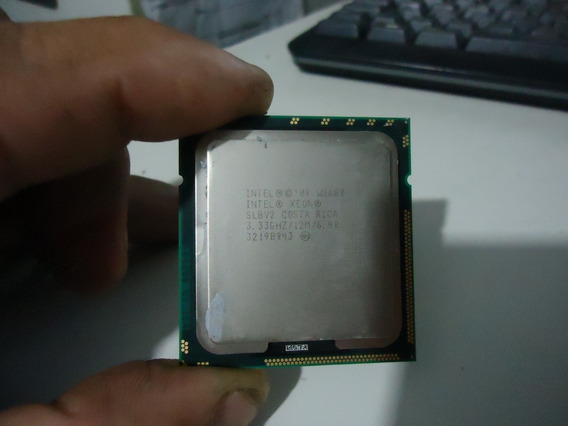 Processador Intel Xeon W3680 Six Core 3.33ghz/12mb/6.40