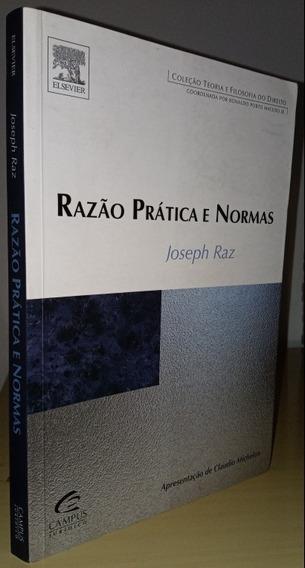 Razão Prática E Normas - Joseph Raz