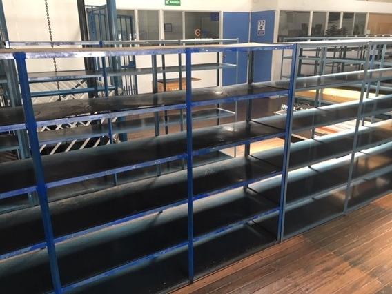 Estantes De Metal Para Bodega, Taller, Ect