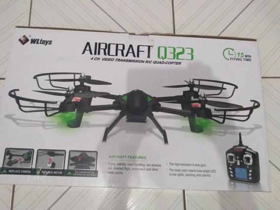 Drone Aircraft Q323