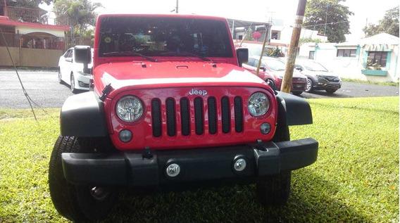 Jeep Wrangler American