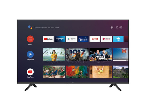 Imagen 1 de 4 de Smart Tv Bgh 50 4k  Uhd Android