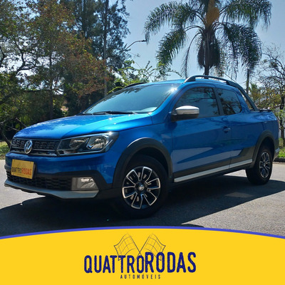 Vw Saveiro - 2016/2017 1.6 Cross Cd 16v Flex 2p Manual
