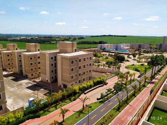Apartamento Em Cidade Industrial Ii, Londrina/pr De 50m² 2 Quartos Para Locação R$ 850,00/mes - Ap567079