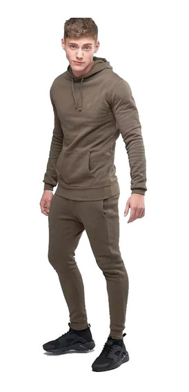 Moleton Moletom Conjunto Básico Camisa Calça Entrega Swag 2p