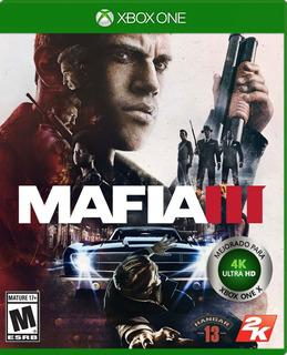 Mafia 3 Xbox One, Nuevo