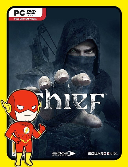 Thief Pc - Steam Key (envio Flash)