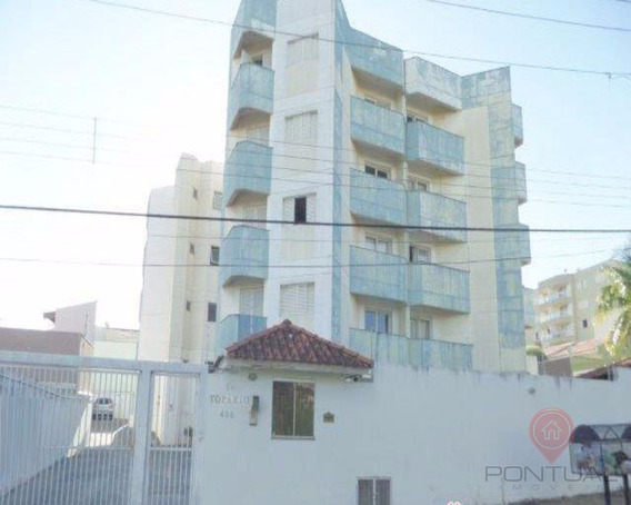 Apartamento Para Locação Edificio Topazio - Ap00019 - 4584963