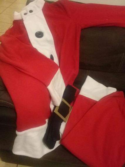 Disfraz - Traje De Santa Claus
