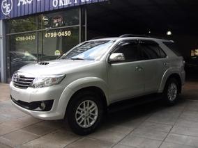 Toyota Hilux Sw4 Tdi 3.0 4x4 C/cuero 2012 Ge Automotores