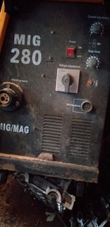 Máquina De Solda Mig 280