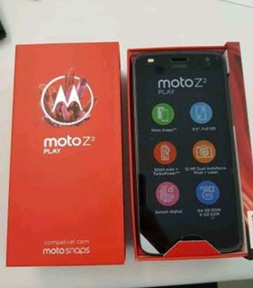 Moto Z2 Pley