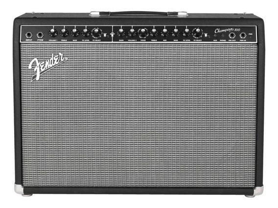 Amplificador Guitarra Electrica Fender Champion 100 Watts