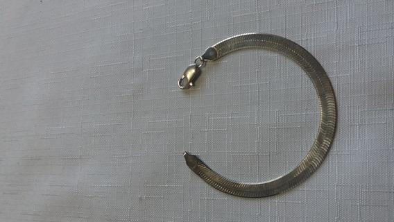 Pulseira Jóia Em Prata 925, Garantia Eterna No Material,