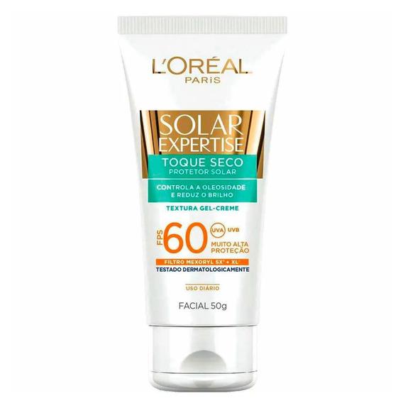 Protetor Solar Facial Toque Seco L