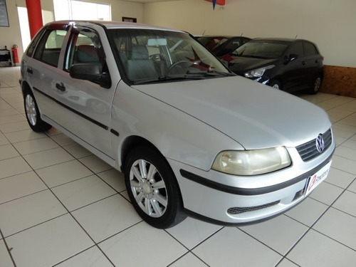 Volkswagen Gol 1.0 Mi Plus 8v Gasolina 4p Manual G.iii