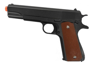 Airsoft Pistola G13 Coldre Full Metal Spring