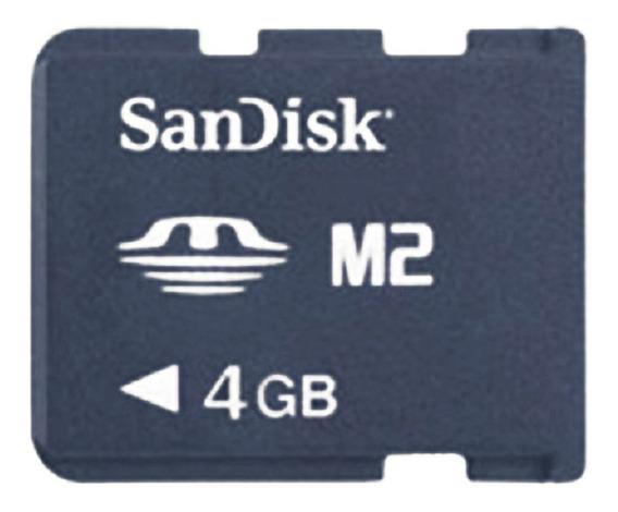 Cartao De Memória M2 De 4gb Sandisk (original)