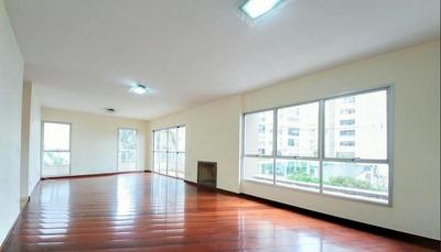 Apartamento Em Jardim Paulista, São Paulo/sp De 195m² 4 Quartos Para Locação R$ 7.000,00/mes - Ap174429