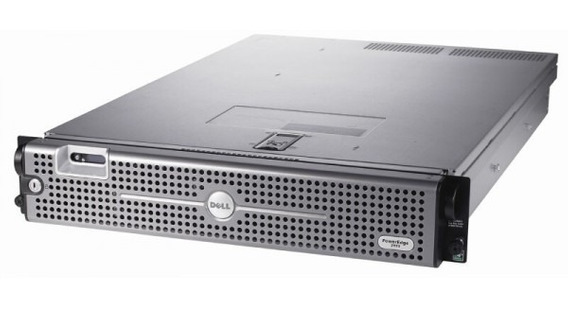 Servidor Dell 2950 - Intel Xeon Quad Core - Rack