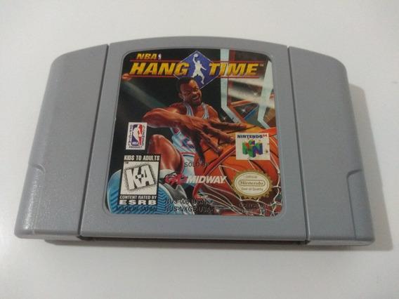 Jogo Nba Hang Time Nintendo 64